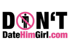 Logo for dont-date-him-girl