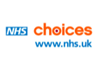 Logo for nhschoices
